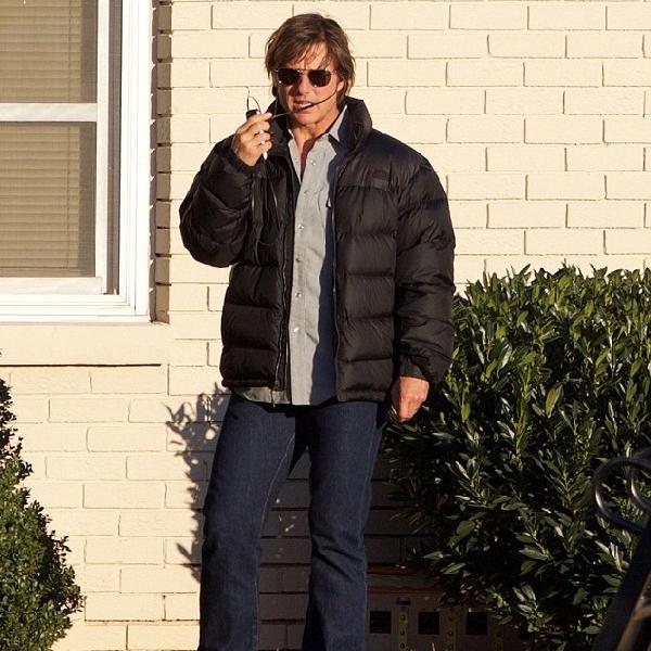 Tom Cruise Beri Tampilan Beda Untuk Film Barunya