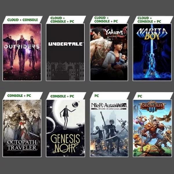 Undertale dan Octopath Traveler Hadir di Xbox Game Pass