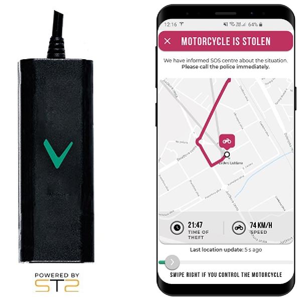 Vigo Smart Track, Pelacak Terbaru Penjaga Keselamatan Pengendara Motor