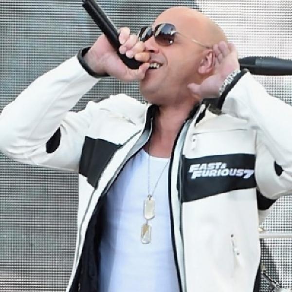Vin Diesel Gandeng Steve Aoki Kerjakan Musik Dance