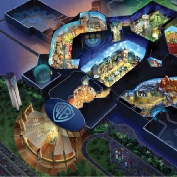 Warner Bros. World Abu Dhabi: Taman Rekreasi Raksasa Pertama dari Warner Bros