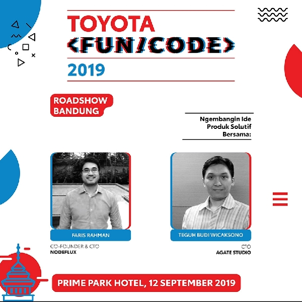 Toyota Fun/Code Jaring IT Developers Handal Dari Millennial Bandung