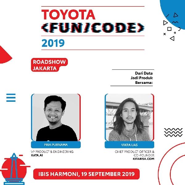 Para Jagoan IT Millennial Minati Toyota Fun/Code