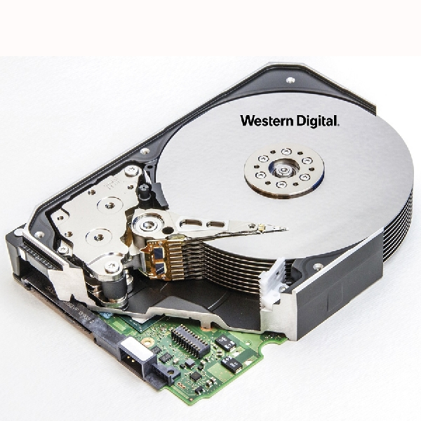 Western Digital Kembangkan Hard Disc Inovatif