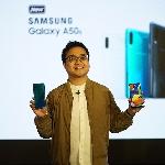 Samsung Galaxy A50s Menjawab Tantangan Generasi Live