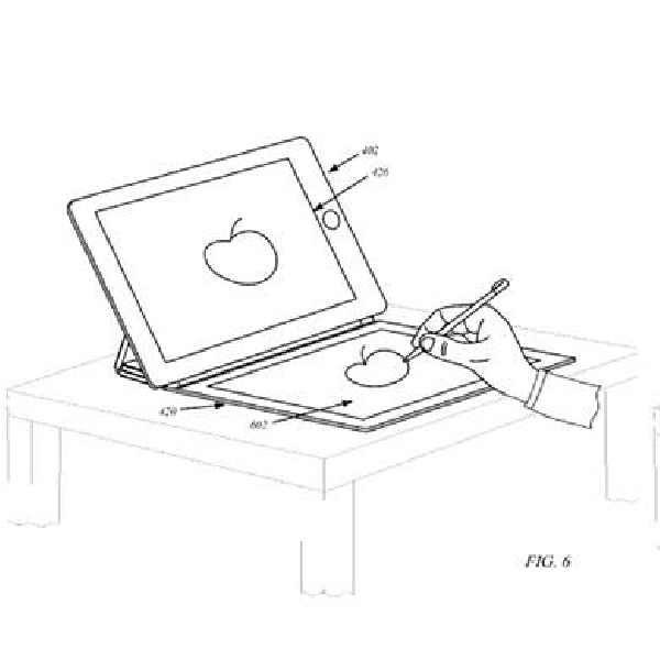 Usung Touchscreen Dan Stylus, Ini Konsep Smart Cover iPad
