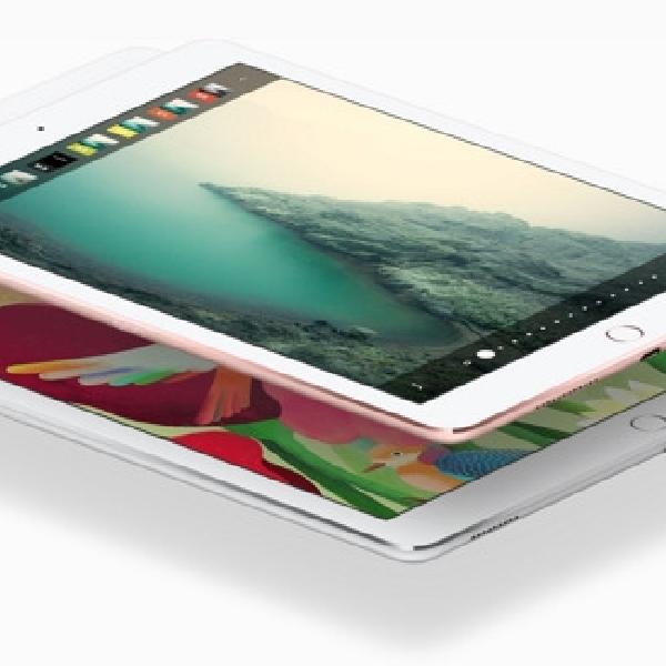 Terbongkar, Versi Mungil iPad Pro 12.9 Nyatanya Lebih Lambat