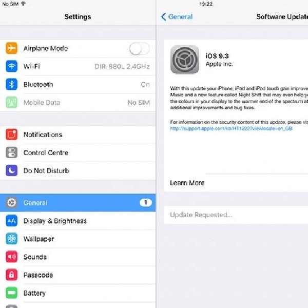 Meski Alami Bug, iOS 9.3 Paling Stabil Dibandingkan Software Lainnya