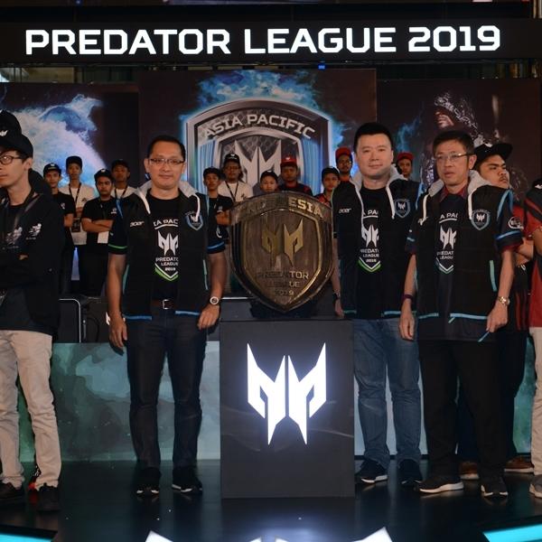 Final Indonesia Asia Pacific Predator League 2018 Resmi Dimulai!