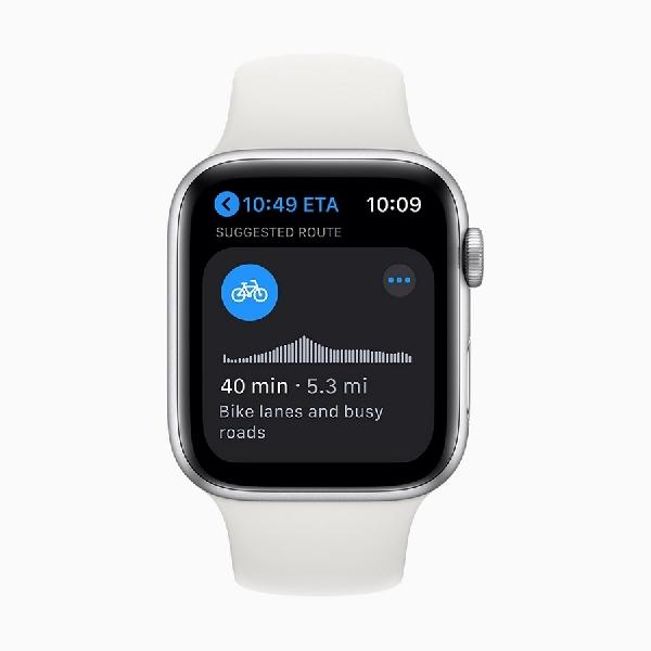 Apple Watch Makin Jago dengan WatchOS 7