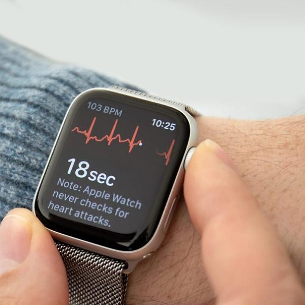 Apple Watch Mampu Prediksi COVID-19 Seminggu Sebelum Swab Test