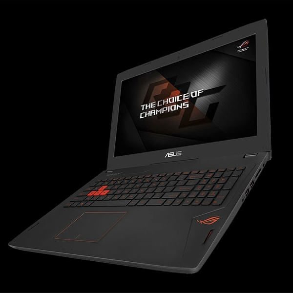Asus ROG STRIX GL502VM, Laptop Gaming Powerful Desain Futuristik