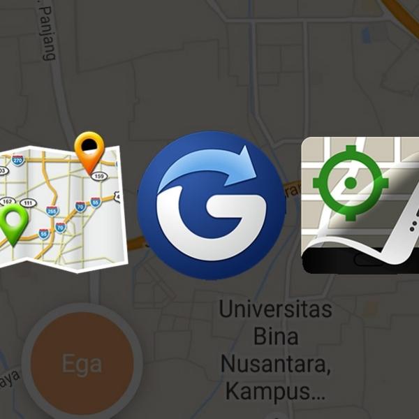 Aplikasi Keren Intip Lokasi