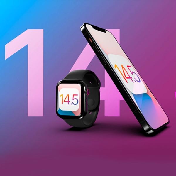 Bersiap, Apple iOS 14.5 Rilis Minggu Ini?