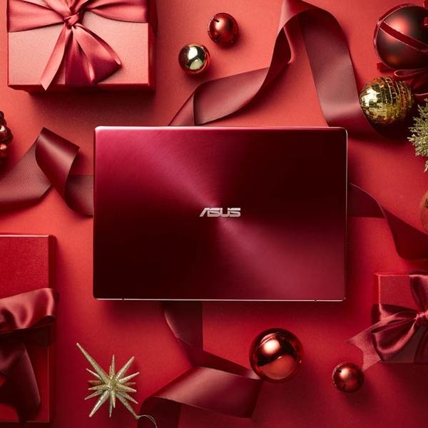 Asus Daratkan ZenBook S UX391UA Burgundy Red, Laptop Cantik Edisi Terbatas