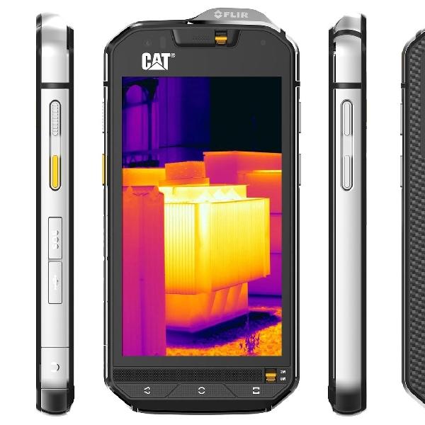 Smartphone Berkamera Thermal Pertama Ini Dijajakan Juni 2016