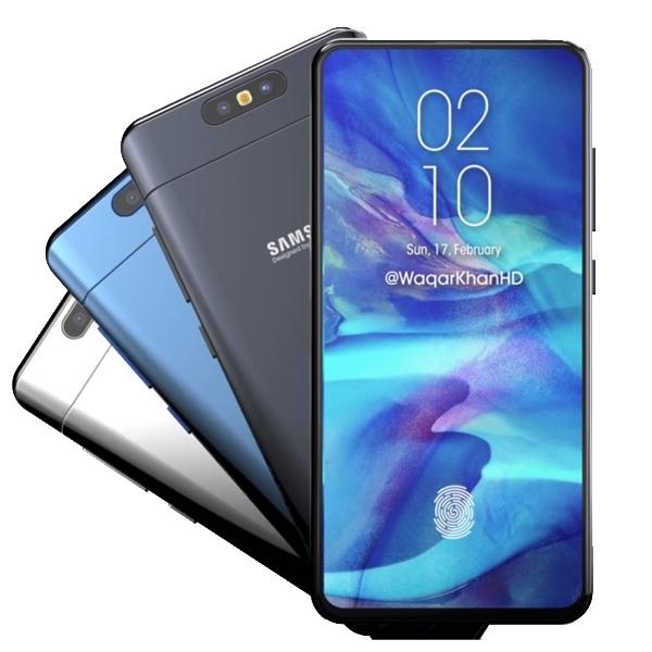 Seperti Inikah Penampakan Samsung Galaxy A90?