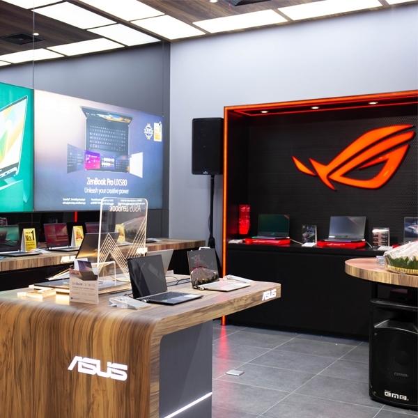 ASUS Exclusive Store Keempat di Indonesia Hadir di Jakarta