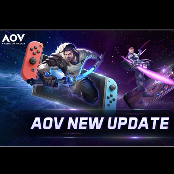 Hujan Hadiah di Update Baru Arena of Valor