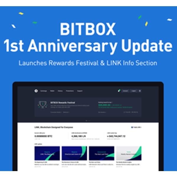 Line Bitbox Luncurkan Rewards Festival