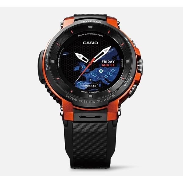 Casio WSD-F30 Pro Trek, Smartwatch Berstandar Militer