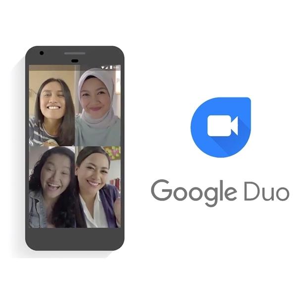 Video Call di Google Duo Kini Bisa Sampai Delapan Orang