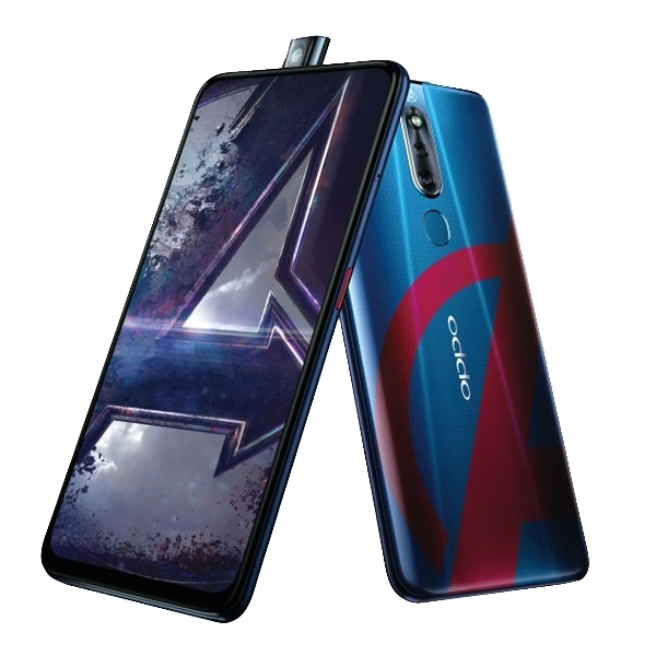 Wow, Ada Oppo F11 Pro Marvel Edition!