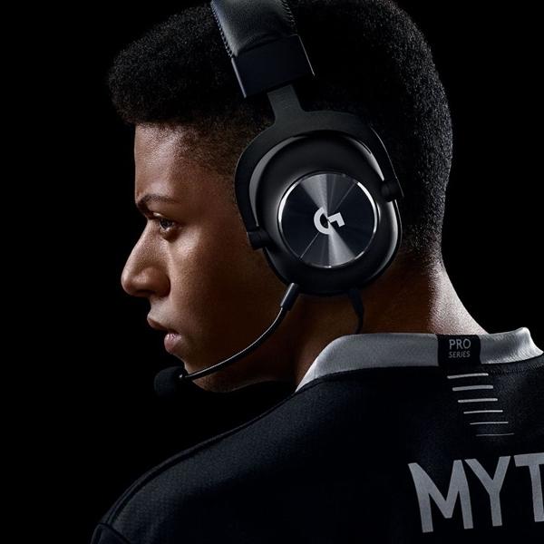 Logitech G Pro X, Headset Gaming Anyar dengan Teknologi Audio Maksimal