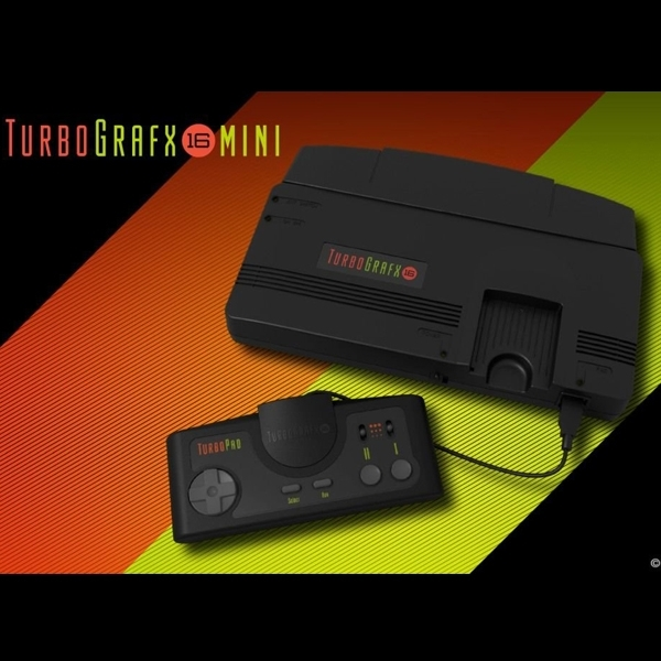 TurboGrafx-16 Mini, Konsol Game Retro Anyar dari Konami
