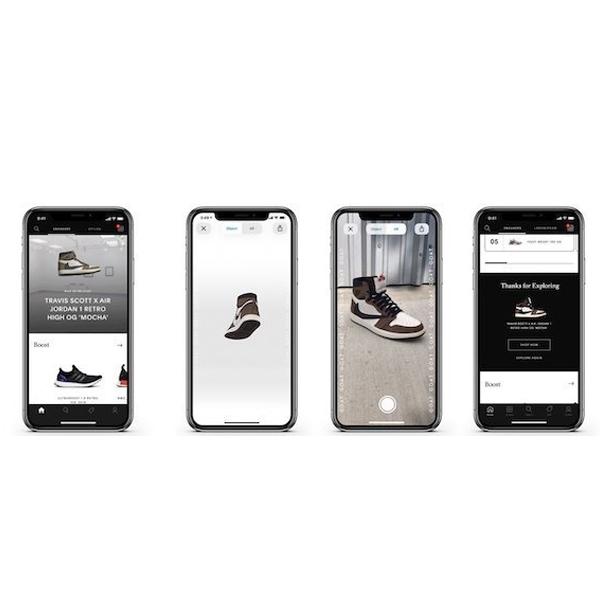 Sebelum Beli Sneakers di GOAT, Bisa Cek Dulu Pakai Augmented Reality