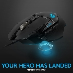 Logitech G502, Gaming House dengan Sensor Hero 16K