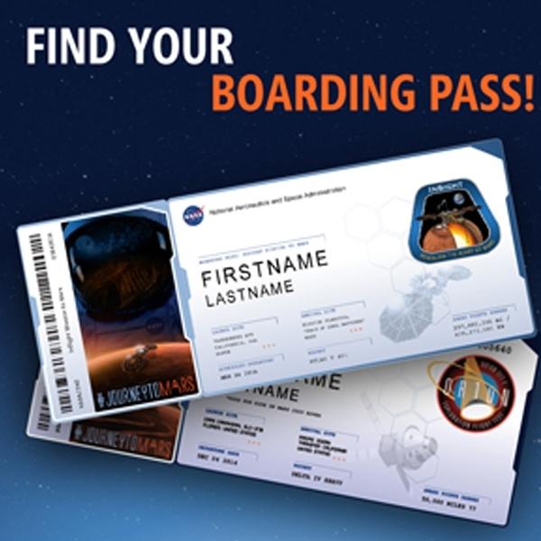 NASA Buka Pendaftaran untuk Dapat Boarding Pass ke Mars