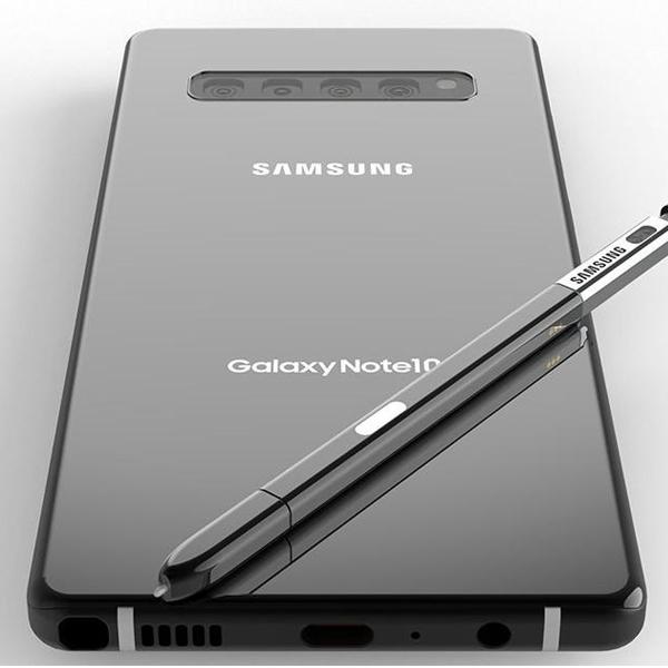 Samsung Siapkan Empat Varian Galaxy Note 10