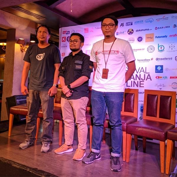 OY! Indonesia Turut Sukseskan Festival Belanja Online 2018