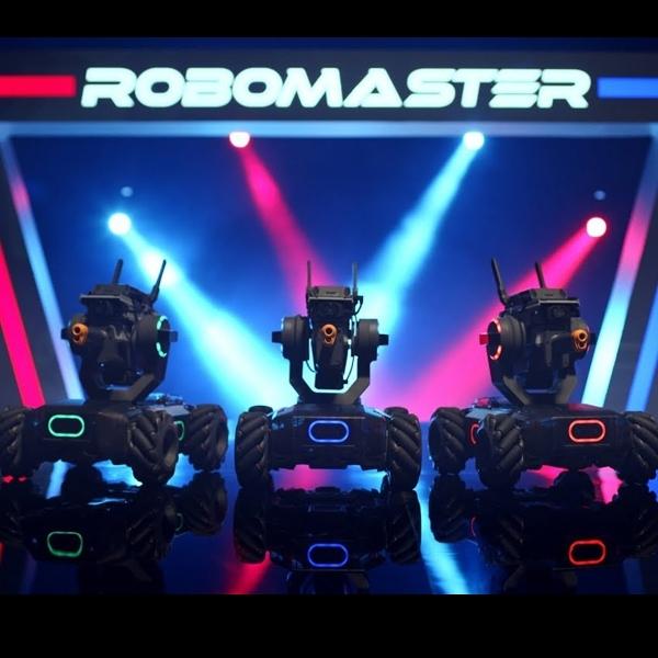 DJI RoboMaster S1, Buat Kegiatan Coding dan Robotik Lebih Menyenangkan
