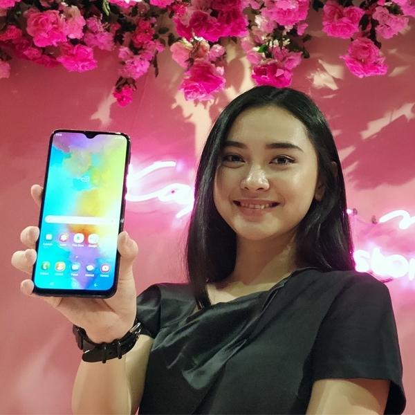 Galaxy M20 Mendarat di Indonesia, Ini Harga dan Kelebihannya