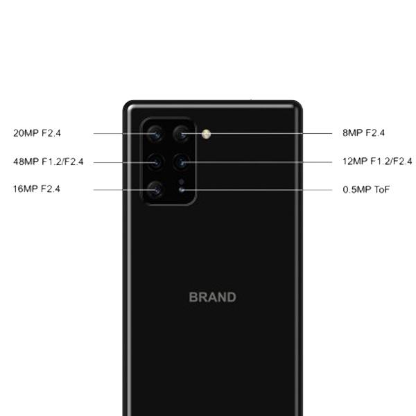 Spesifikasi Terungkap, Sony Bikin Smartphone dengan 8 Kamera?