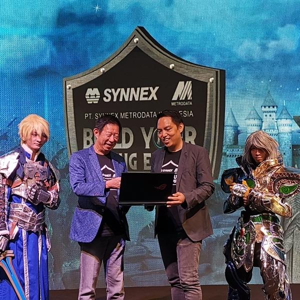 Synnex Hadirkan Solusi Kustom PC Gaming