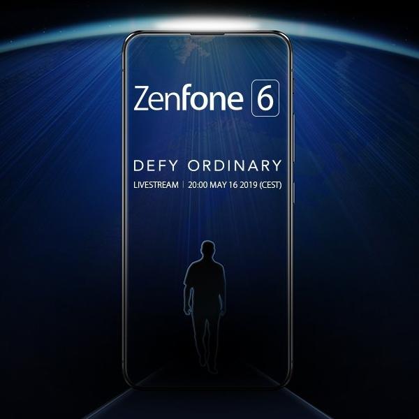Jelang Peresmian, Asus Menggoda dengan Teaser Zenfone 6