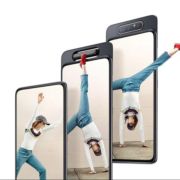 Usung Fitur Rotating Camera, Samsung Perkenalkan Galaxy A80