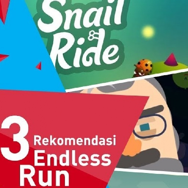 3 Game Endless Run, Tawarkan Keseruan Tiada Habisnya