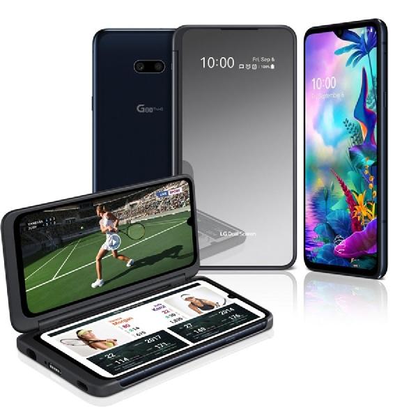 Seberapa Enjoy Menggunakan Smartphone Dual Layar LG G8X ThinQ