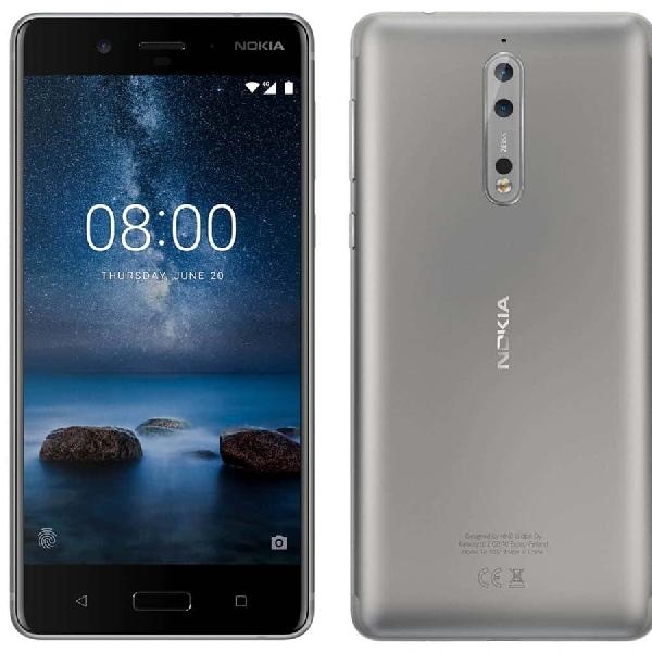 Nokia 8 Versi Gahar Siap Rilis Sebentar Lagi
