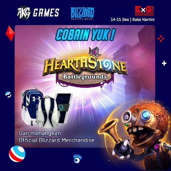 Blizzard Hadirkan Experience Zone Pertama di Indonesia