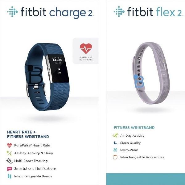 Duo Fitbit Ini Siap Hadir 27 November