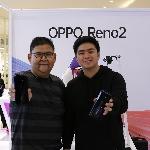 OPPO Reno 2 Mulai Disambut Warga Jakarta dan Surabaya