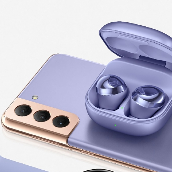 Galaxy Buds Pro Dukung Galaxy S21 Ultra Menghasilkan Audio Jernih Saat Ngevlog