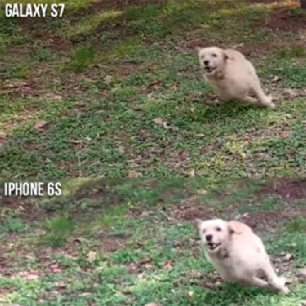 Video Slow Motion : iPhone 6s dan Samsung Galaxy S7, Mana Juaranya ?