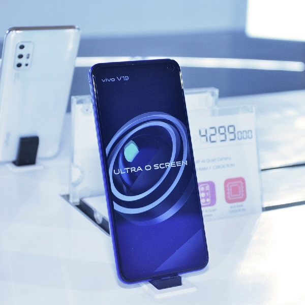 Tiga Smartphone Baru Vivo untuk Kembali Memaksimalkan Produktivitas Kamu