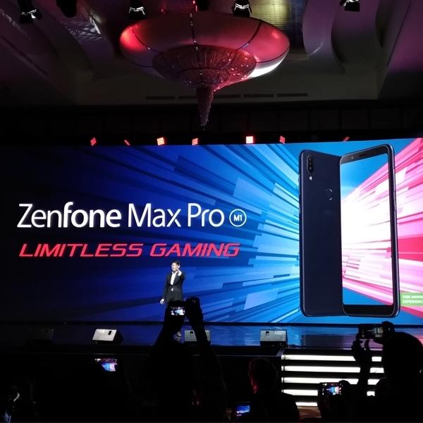 Asus Zenfone Max Pro M1 Diluncurkan, Harganya Menggiurkan